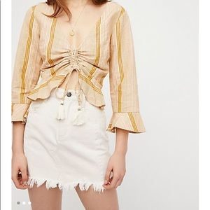 NWT Free People LOVE YOUNG TOO